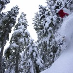 Skier: Chelsea Sullivan Location: Whistler, BC Photo: ralphie